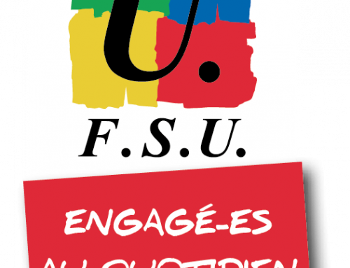 Communiqué FSU suite aux déclarations du Président de la République