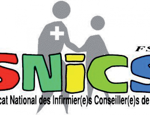 Groupe de travail DGESCO – actualisation organisation des soins et des urgences EPLE