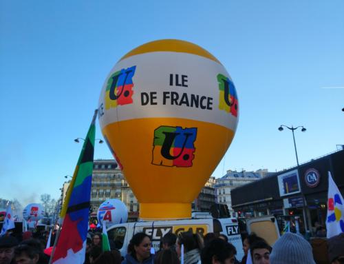 1er mai: des violences inacceptables contre la CGT et le monde du travail !