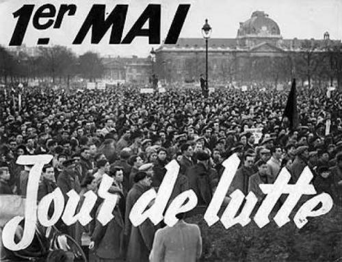 1er mai 2020 Fête des travailleuses et des travailleurs – Pas de confinement pour les revendications !