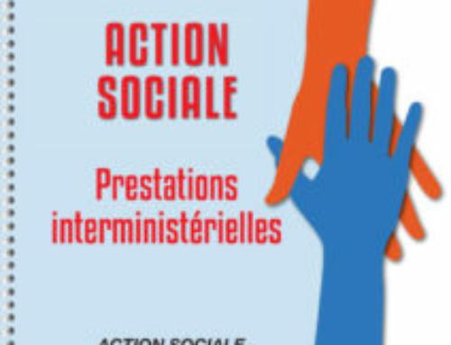 Guide des prestations interministérielles d'action sociale 2020