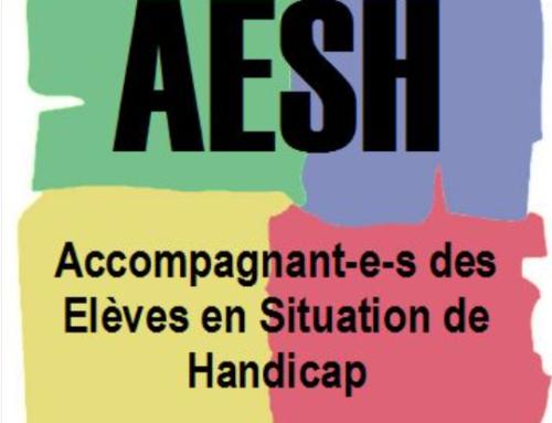Contre la précarité, contre les PIAL : Des milliers d'AESH mobilisé-es partout le 8 avril !